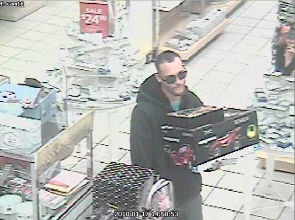 UPDATE TO CRIME ALERT: POLICE INVESTIGATE MULTIPLE THEFTS
