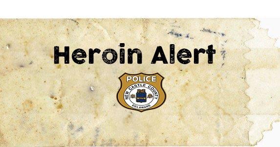 Heroin alert
